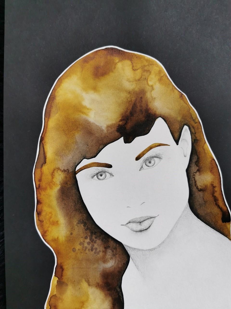 Erika Van Tielen door Griet Cornille