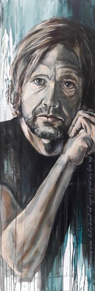 Marc Herremans  door Paul de Hooghe