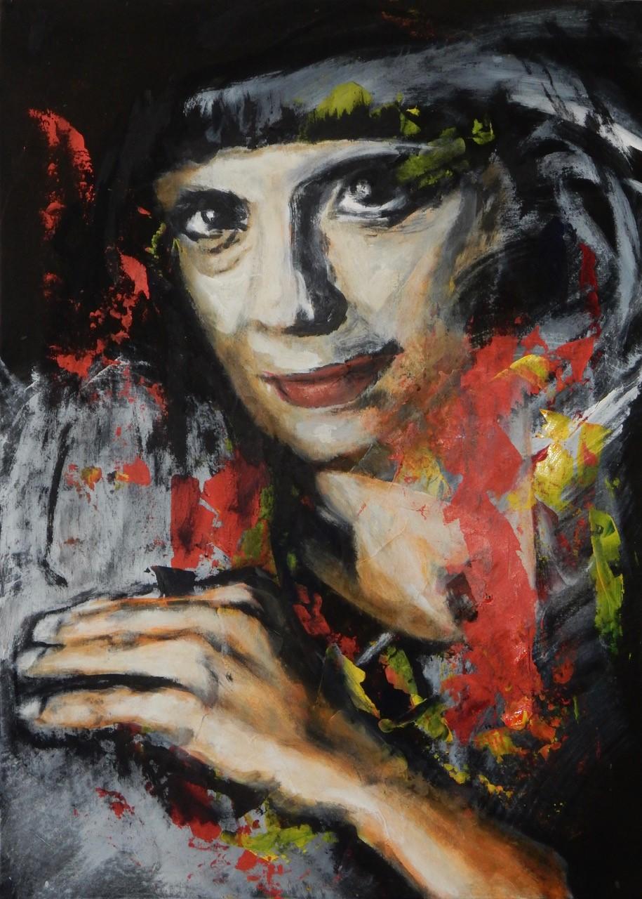 Marianne Devriese door Filip Callewaert