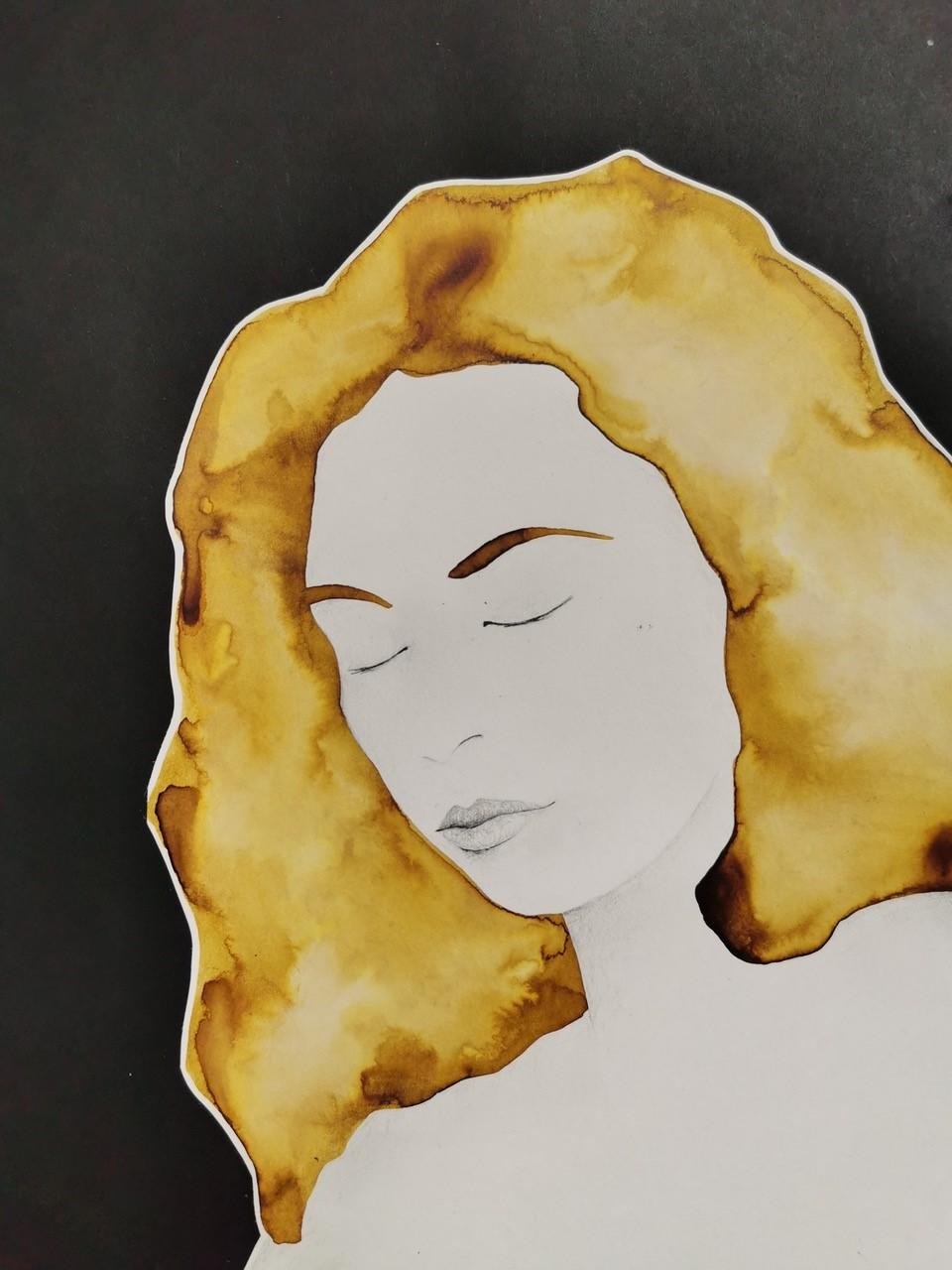 Marie Vinck door Griet Cornille
