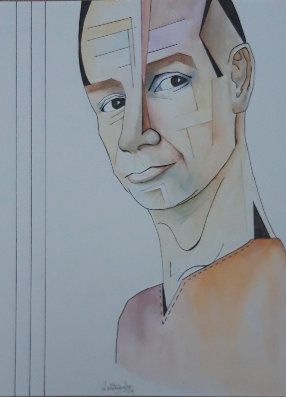 Sam Gooris door Christiane Lestaeghe