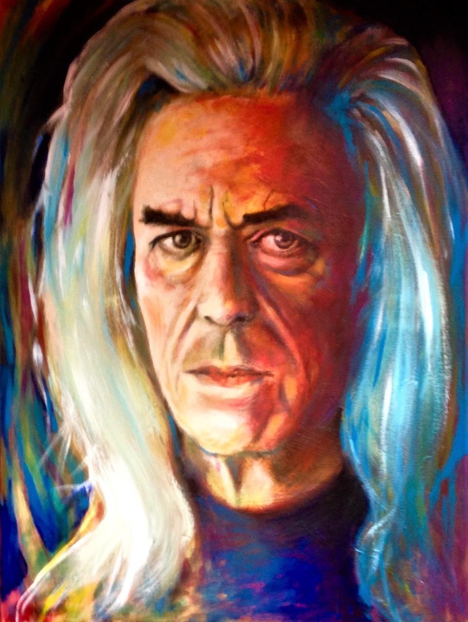 Guido Belcanto door Paul Barwell