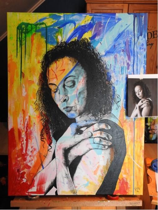 Marie Vinck door Gino Devolder